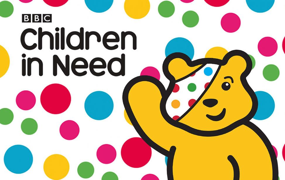 Children in Need 2016 news story