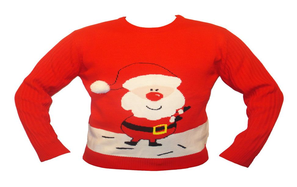 Christmas Jumper day for Save the Chldren 2016