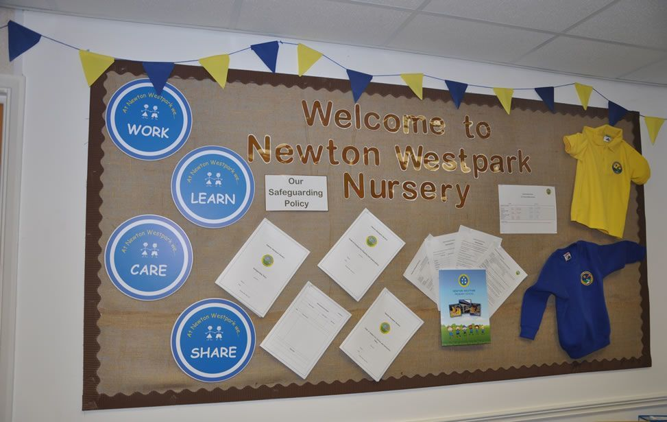 newton westpark nursery school tour